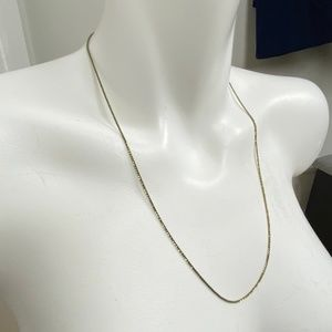 14K Milor Gold Chain Necklace FREE SHIPPING